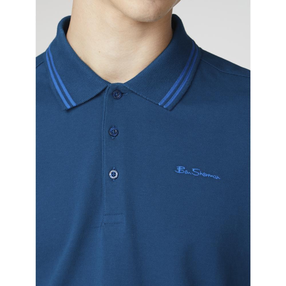 Ben Sherman Mens Romford Polo Shirt
