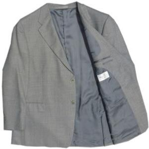 "HUGO JAMES Wool Blend Sports Jacket AMBER - GREY 60 - 62"" CHEST"