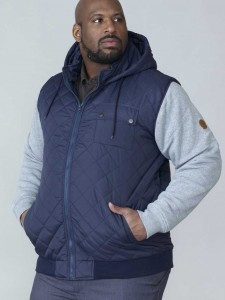 Big Size Body Warmers up to 8xl