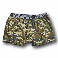 REPLIKA JEANS Fashion Trunks CAMOUFLAGE 8XL