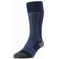HJ-HALL  ProTrek PERFORMANCE HIKING SOCK 'EXTREME' NAVY