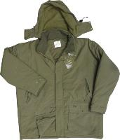 BONART Original Town and Country  Waterproof Shooting Jacket BISON OLIVE GREEN 3 XL