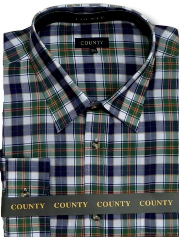 c6338f035 Big Mens Check shirts - bigmenonline - large mens clothing