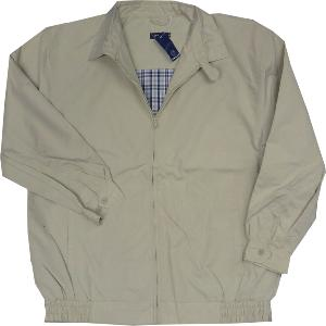 INVICTA  Zipper Golf Jacket STONE 3 -7XL