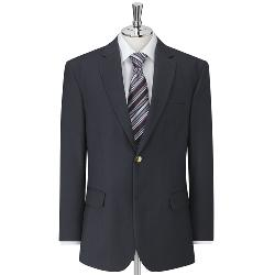 SKOPES  CLASSIC FIT BLAZER NAVY  RHINO