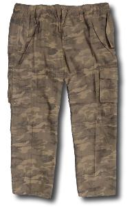 SSC Cotton Rugby Cargo Trousers CAMOUFLAGE 3XL