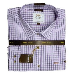 BONART Original Town and Country Check shirt CROMER