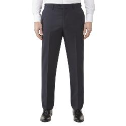 "SKOPES COMMUTER SUIT TROUSER FARNHAM NAVY 40 - 70"" WAIST"