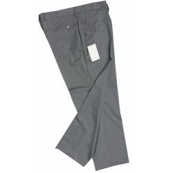SALE - HUGO JAMES Classic Work Trousers GREY 44 - 64""