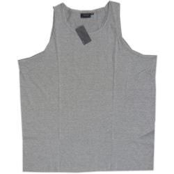 ESPIONAGE Cotton Vests SILVER GREY
