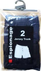 ESPIONAGE Cotton Jersey Boxers - Twin Pack