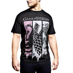 REPLIKA JEANS GAME OF THRONES Tee Shirt 4XL