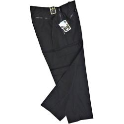"Active Wear Multi Pocket Outdoor / Work  trouser BLACK 42-60"" S/R"