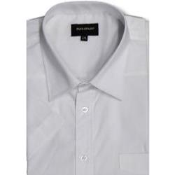 Metaphor Plain Shirt - Short Sleeve WHITE