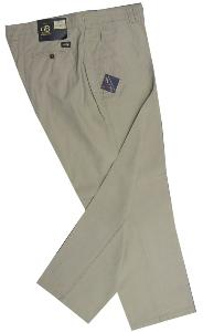 OAKMAN GB Premium Collection - Linen/Cotton Casual Chinos