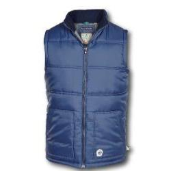 D555 Padded Waistcoat with twin lower pockets