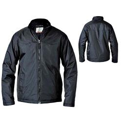 SALE - D555 Light Padded Jacket RAYFORD BLACK 4-5XL