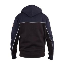 JUST ARRIVED - D555 FULL ZIP HOODY  VINCENT NAVY  3 - 6XL