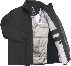 CABANO C-TEX Weatherproof  Hi-Performance Coat BLACK