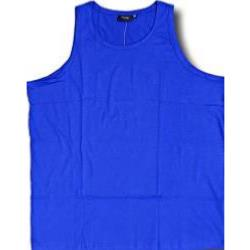 ESPIONAGE Cotton Vest ROYAL