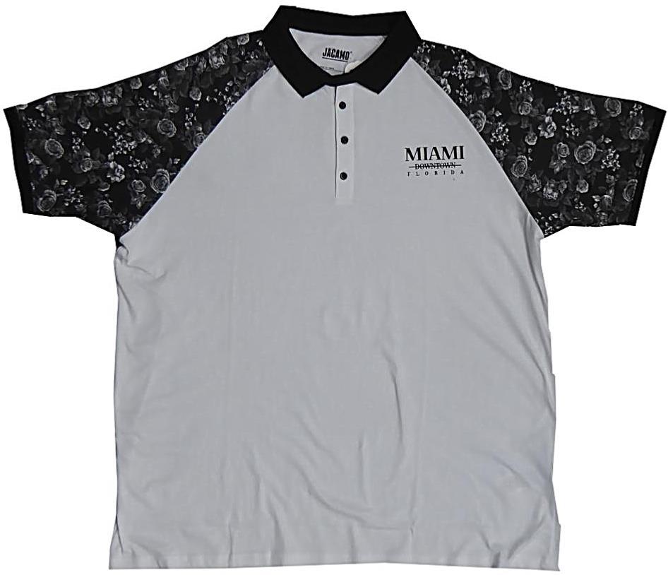 d938db9e4c3bc7 JACAMO Big Mens polo shirts - bigmenonline - large mens clothing