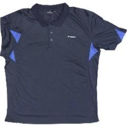 ESPIONAGE Lightweight Performance Polo  NAVY