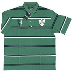 Cotton Rich Rugby Polo Shirt  IRELAND