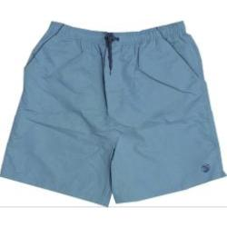 ESPIONAGE Plain Swim Short OCEAN