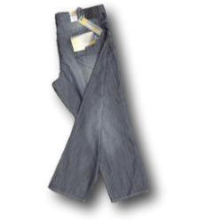 KAM Relaxed Fit Distressed Grey Fashion Jeans DAKOTA