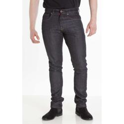 "D555 1956 Slim Fit Stretch Jeans with Crease detail and Contrast stitching  ABRAHAM 42 - 56"" S/R"