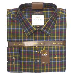 BONART Original Town and Country Check shirt HONITON 3 - 8XL