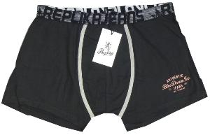 REPLIKA JEANS Fashion Trunks BLACK