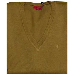 GABICCI Plain Wool Blend sweater PECAN