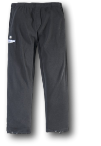 AERO SPORTS  Ottoman  Sweat Pants BLACK