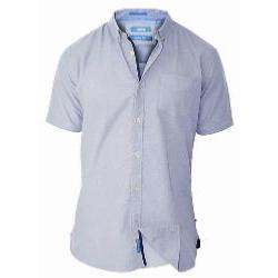 D555 Pure Cotton Oxford with button down collar LEVI  BLUE