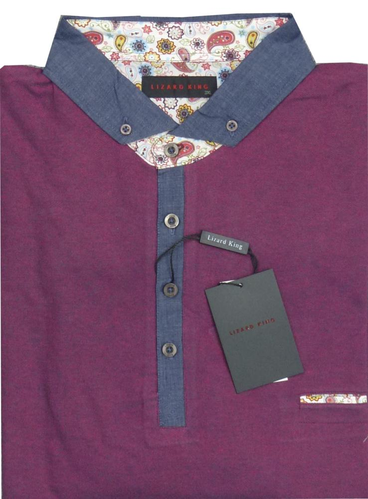 Big Designer Polo Shirts For Men Bigmenonline Large