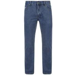KAM Stretch Jean STONEWASH BLUE