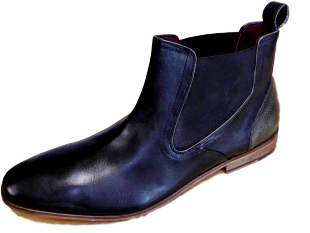 Phoenix Black in Size UK6 to UK15 Paul O/'Donnell Mens Chelsea Boot