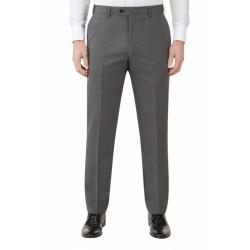 "SKOPES FARNHAM COMMUTER SUIT TROUSER GREY 40 - 70"" WAIST"