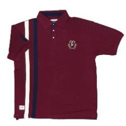 ED BAXTER  COTTON  PIQUE POLO SHIRT ROWING 3XL
