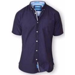 D555 Pure Cotton Oxford with button down collar LEVI  NAVY