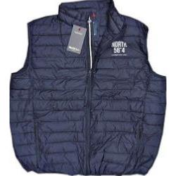 NORTH 56'4 Lightweight Insulated Body Warmer NAVY