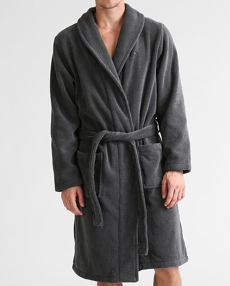 mens plus size dressing gowns