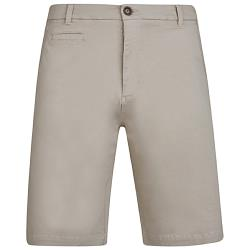 "KAM  STRETCH CHINO SHORTS SAND 40 - 60"" WAIST"