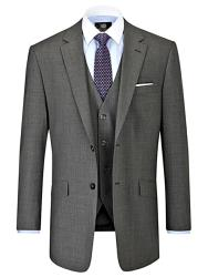 SKOPES OTIS Classic Suit JACKET GREY 52 - 72""