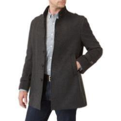 SKOPES Chelsea OverCoat CHARCOAL TWILL 3XL