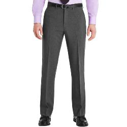 "ASSORTED CLEARANCE OF Big Men's Smart Formal Trousers - choice of BLACK OR GREYS 44 - 66"" WAIST"