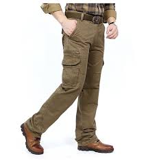 KIng Size Cargo Pants