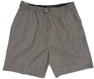 METAPHOR Summer Cotton Cargo shorts with Comfort Stretch waist MOLE