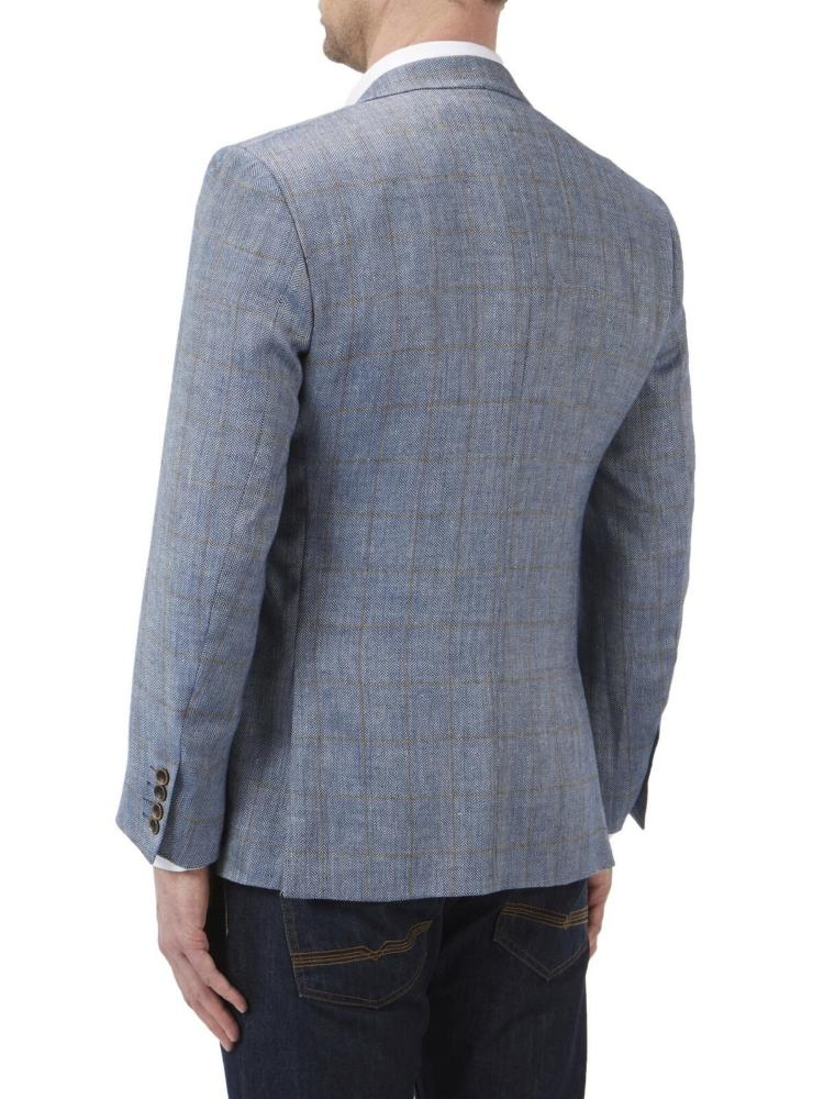 Skopes Linen Sports Jackets For Big Men Bigmenonline